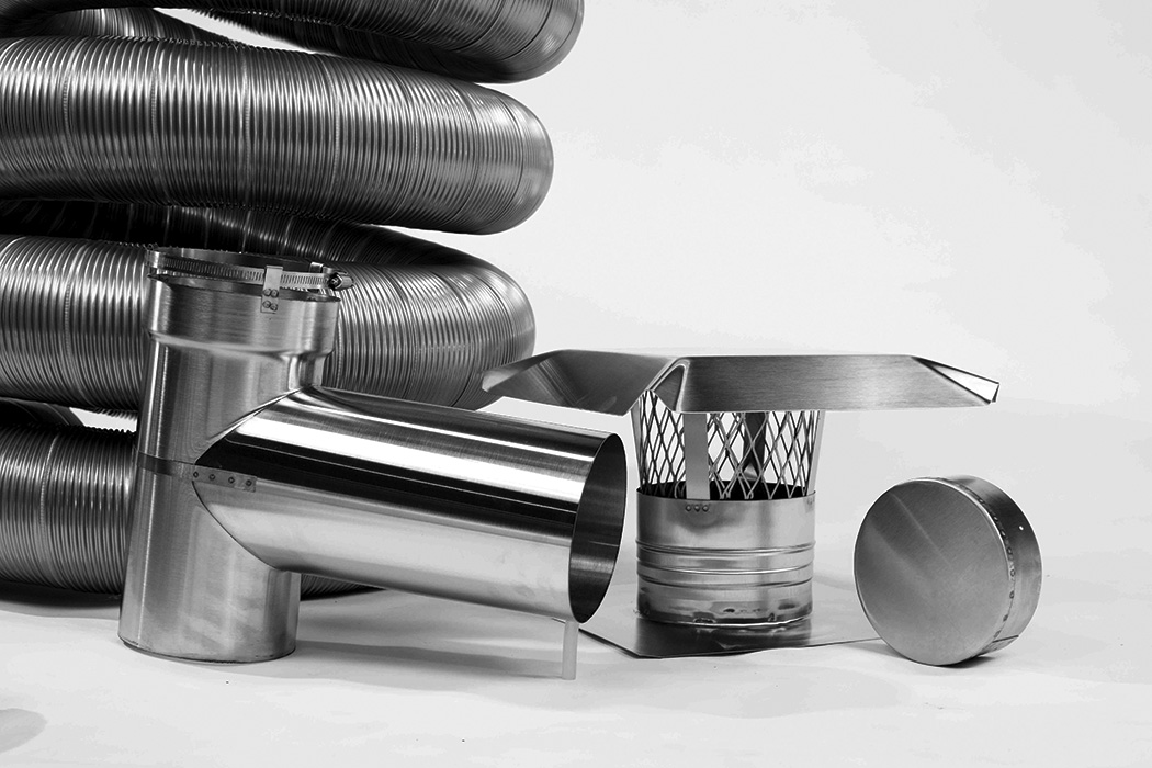 Stainless Steel Flexible Chimney Liner Amerivent