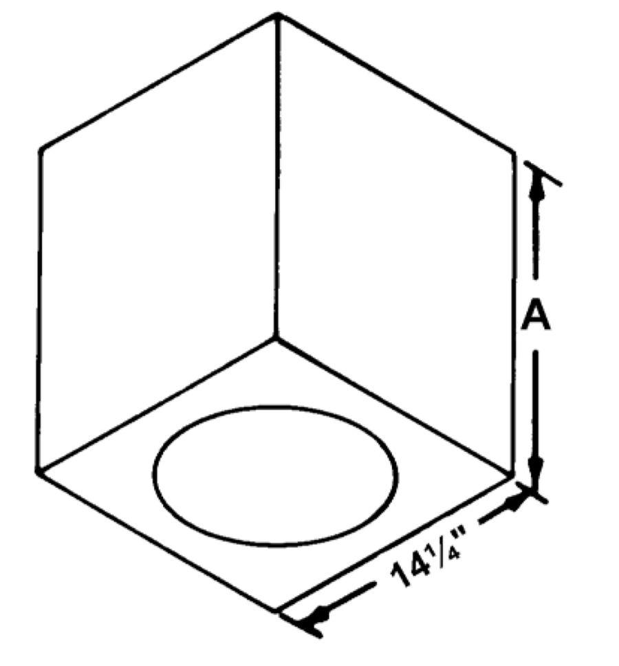 AV_pg6 AV HS RSA Roof Support Assembly Prod Dim