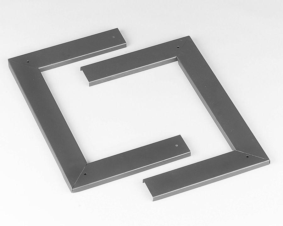 AV_PSV-RS-BK_2PV Roof Support Trim Plate