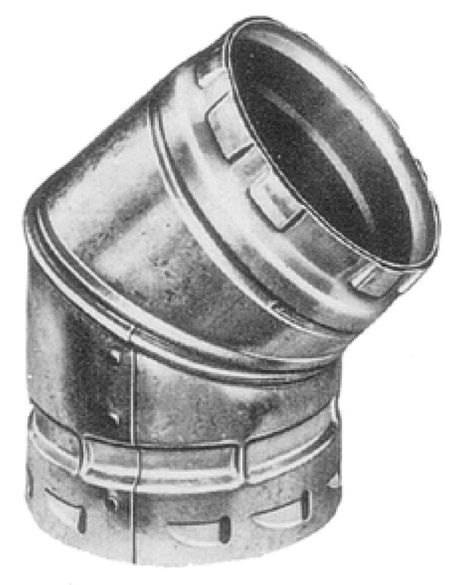 AV_E45_TBGV 45-degree Elbow