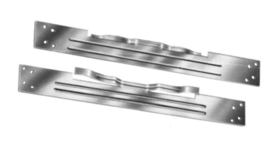 AV_OPS_TBGV Type BW Plate Spacers