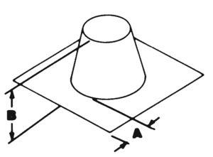 AV_pg5 AV FT Tall Cone Flashing prod dim