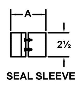 AV_PSV-SS_PV Seal Sleeve drawing