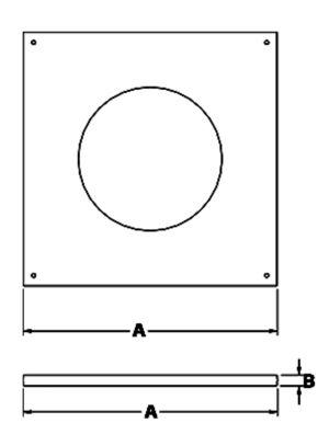 AV_pg6 AV DFPB Face Plate prod dim