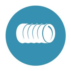Icon - Flex Duct