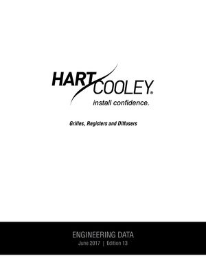 z - Cover Image: Hart & Cooley Engineering Data
