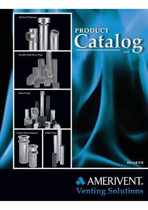 z - Cover Image: AmeriVent Hearth Catalog