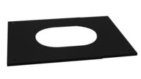 AV_TLCACP_Adjustable ceiling plate - Model TLC